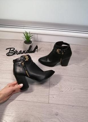 Шикарные ботильоны ботинки