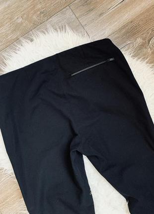 Брендовые стрейчевые зауженные брюки от cos2 фото