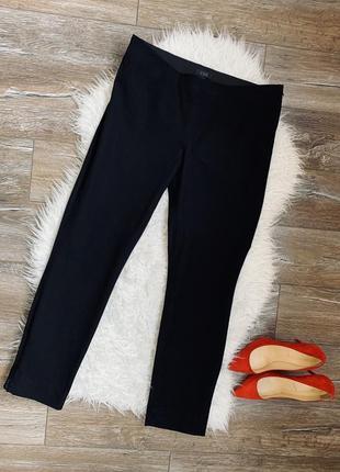 Брендовые стрейчевые зауженные брюки от cos4 фото