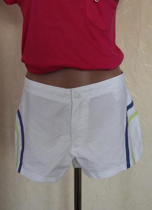 Фирменные летние шорты