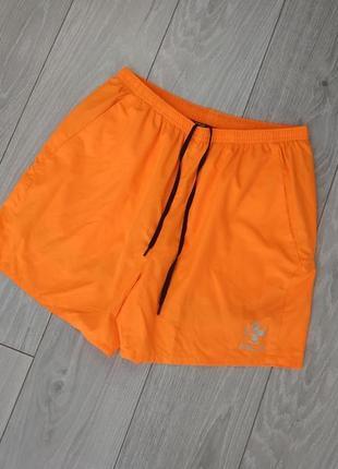 Спортивні шорти 2в1 polo ralph lauren розмір l термо
