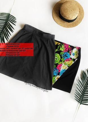 Классическая юбка юбочка на высокой талии р. xs-s