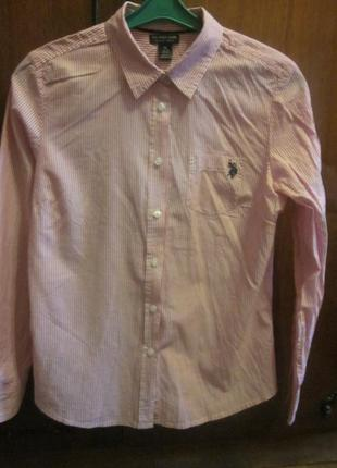 Рубашка u.s.polo assn  размер  s-m