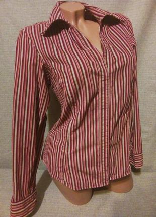 Рубашка блуза вельветовая
