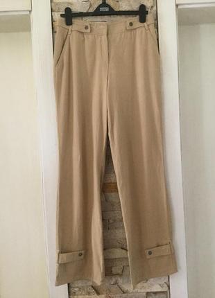 Стильные широкие брюки от steilmann /германия.