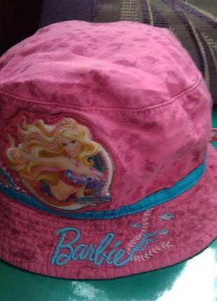 Панама шляпка barbie