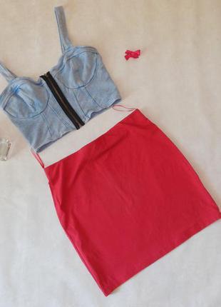 Красивая юбка от h&m