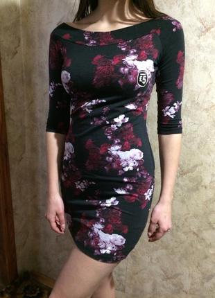 Шикарное/ стильное/ новое платье миди