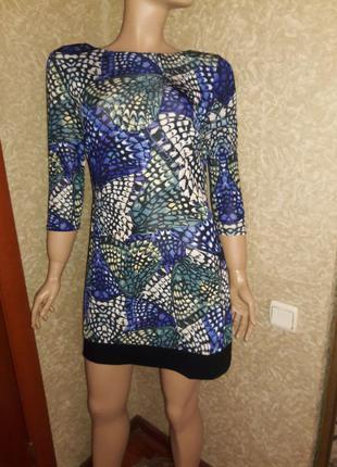 Платье с бабочками размер 12