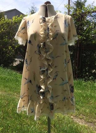 Літня сукня міні