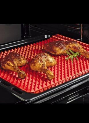 Силиконовый коврик для приготовления пищи