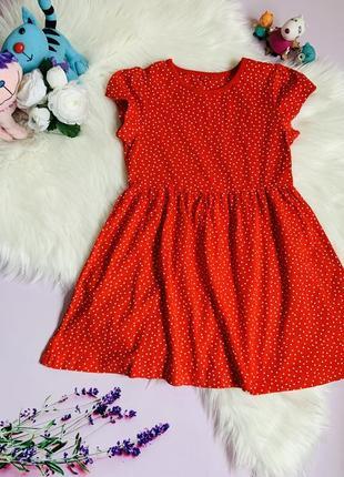 Платье george малшке 5-6 лет