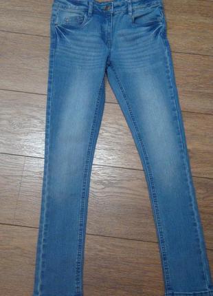 Красивые стильные джинсы alive 12 лет