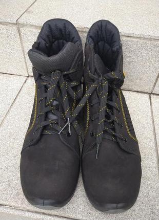 Кожаные ботинки steitz secura для работы