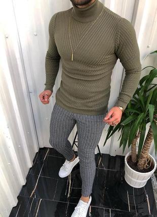 Гольф свитер свитшот