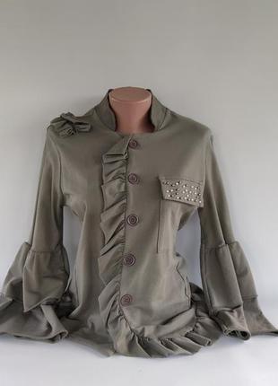 Пиджак из италии