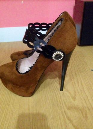 Чудові туфлі
