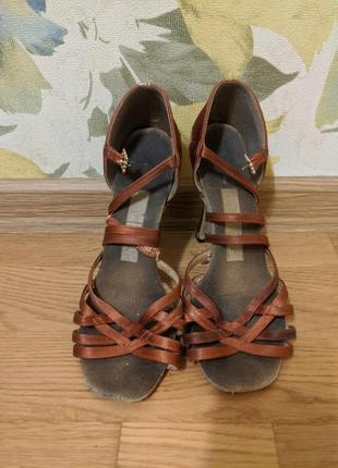 Туфли для бальных танцев латина (la)