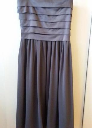 Нежное платье от zara