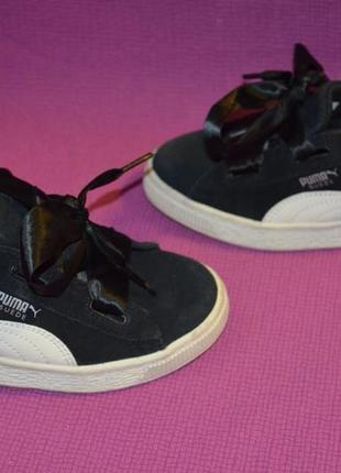 Стильные модные кроссовки puma suede