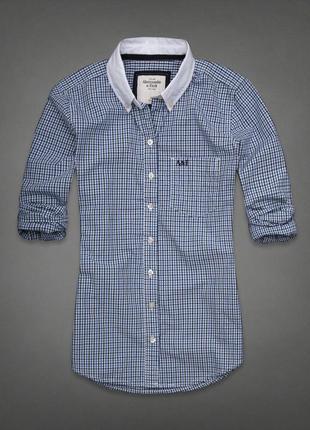 Abercombie & fitch рубашка