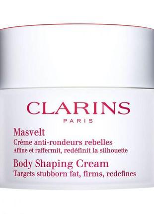 Подтягивающий крем для тела clarins