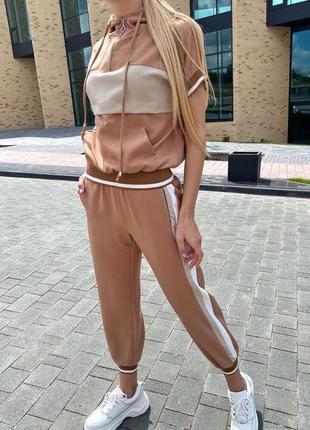 Спортивный костюм женский летний