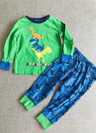 Пижама на 2-3 года