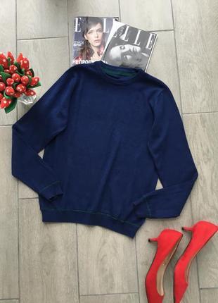 Хлопковый свитер унисекс