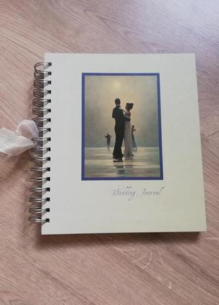 Журнал свадебный для скрапбукинга
