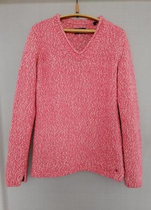 Шерстяной свитер очень теплый