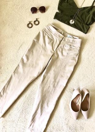Женские брюки джоггеры штаны оттенка песка