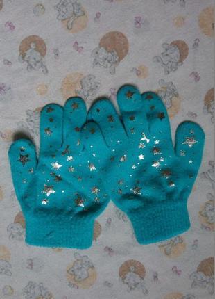 Перчатки для девочки carters