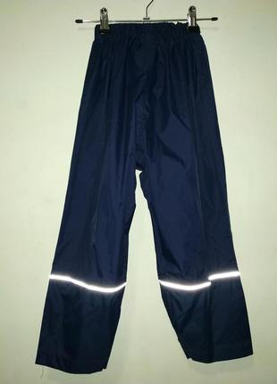 Непромокаемые штаны дождевики