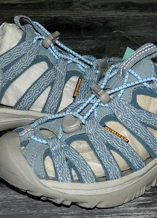 Keen whisper ! оригинальные, стильные, надежные трекинговые сандалии-босоножки