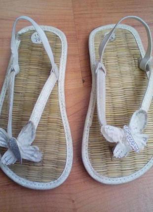 Вьетнамки, сандали, босоножки , шлепанцы детские