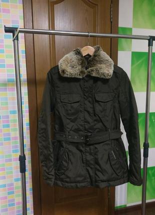 Парка куртка woolrich thermolite (оригинал)