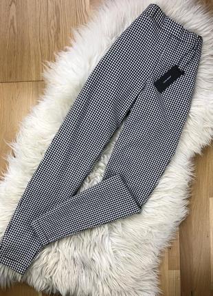 Нові штани брюки  в клітинку vero moda