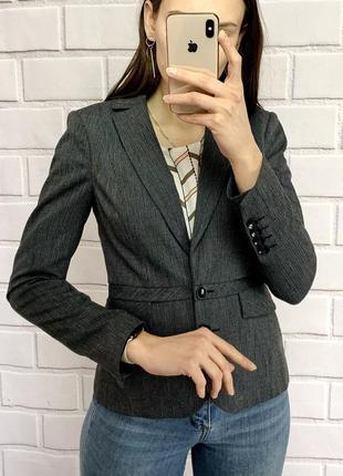 Базовий сірий піджак