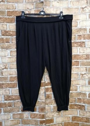 Трикотажные брюки джогеры