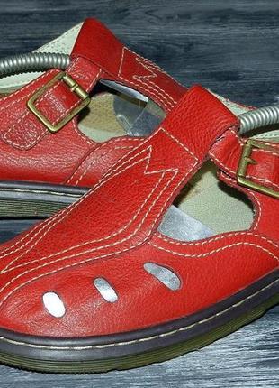 Dr martens original ! оригинальные, кожаные, стильные невероятно крутые босоножки
