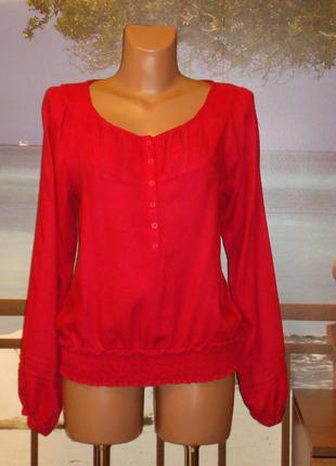 Блуза из вискозы размер 8