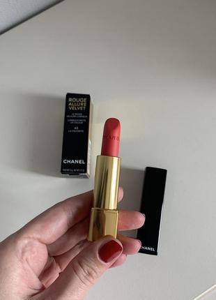 Chanel rouge allure velvet 43