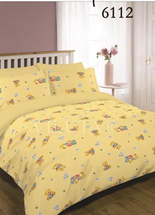 Комплект постельного белья детский ранфорс