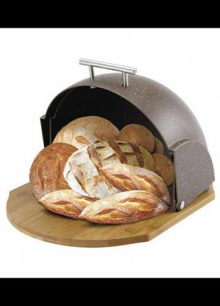 Хлебница 37x21,5x39,5 см maestro
