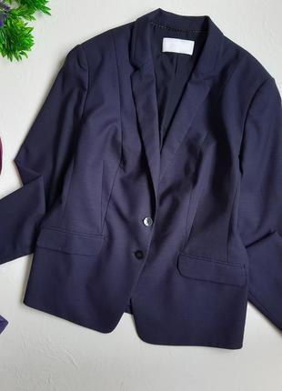 99 % шерсть-стильный пиджак