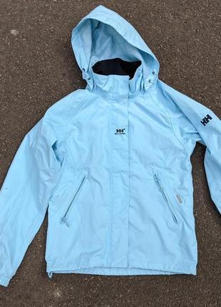 Непромокаемая куртка helly hansen