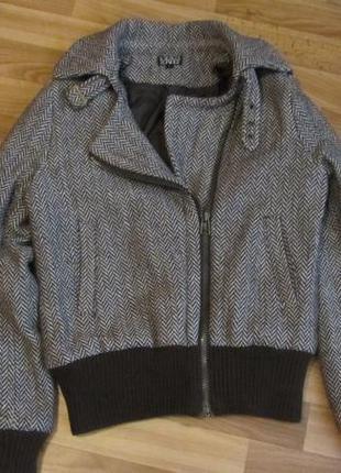 Куртка (шерсть)