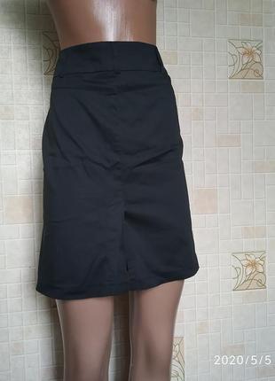 Черная джинсовая юбка pimkie 152