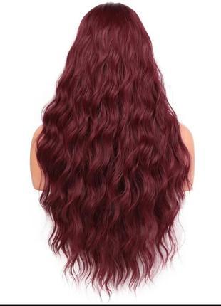 Длинный парик